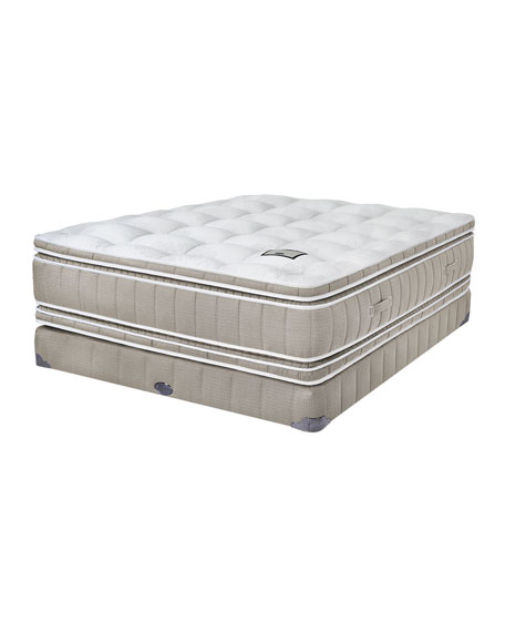 Saint Michele Oxford Collection Full Mattress & Box Spring Set