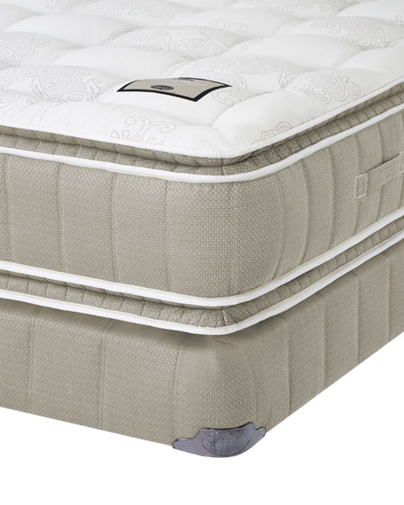 Saint Michele Victoria Collection California King Mattress & Box Spring Set
