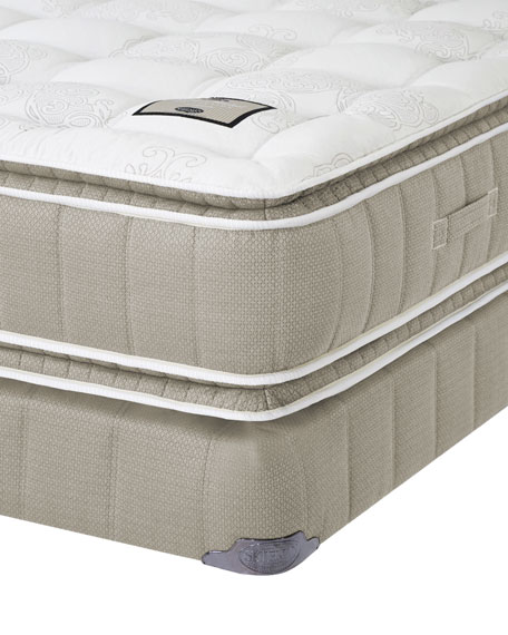 Saint Michele Victoria Collection King Mattress & Box Spring Set