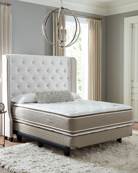 Saint Michele Villa Rosa Collection California King Mattress & Box Spring Set