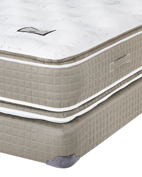 Saint Michele Villa Rosa Collection Full Mattress & Box Spring Set