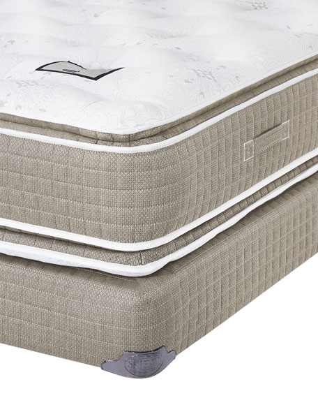 Saint Michele Villa Rosa Collection Twin XL Mattress & Box Spring Set