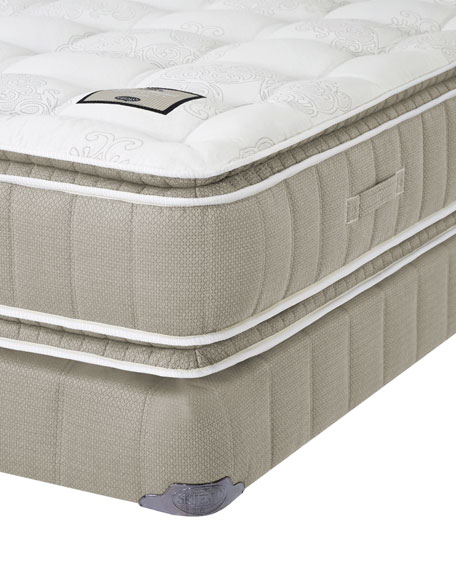Saint Michele Victoria Collection Full Mattress & Box Spring Set
