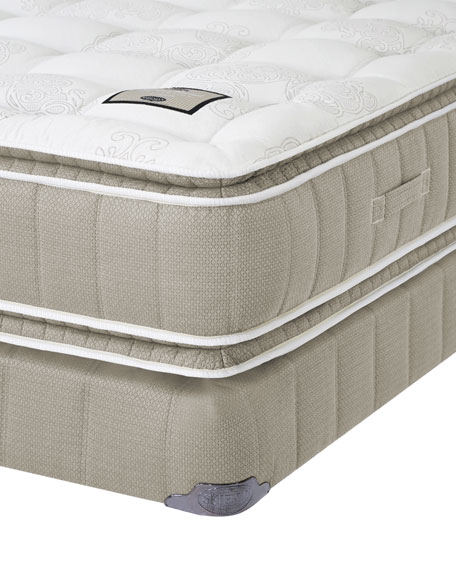Saint Michele Victoria Collection Queen Mattress & Box Spring Set