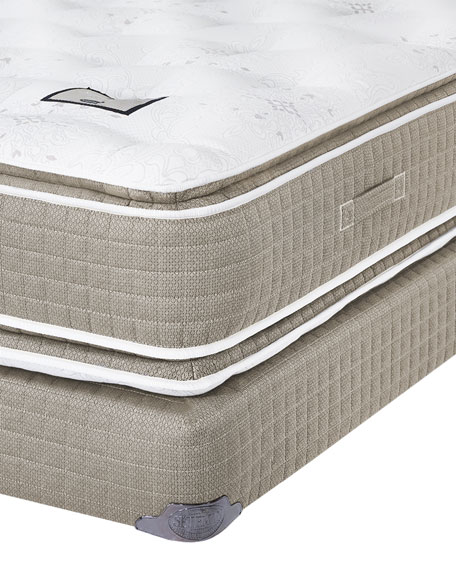 Saint Michele Villa Rosa Collection King Mattress & Box Spring Set