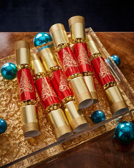 Mayfair Glisten Tree Christmas Crackers