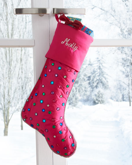 Holiday Brights Stocking