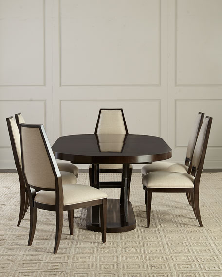Azzi Oval Dining Table