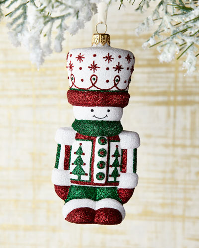 Spruce Toy Soldier Ornament