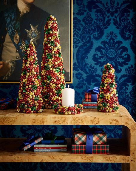"12"" Majestic Holiday Tree"