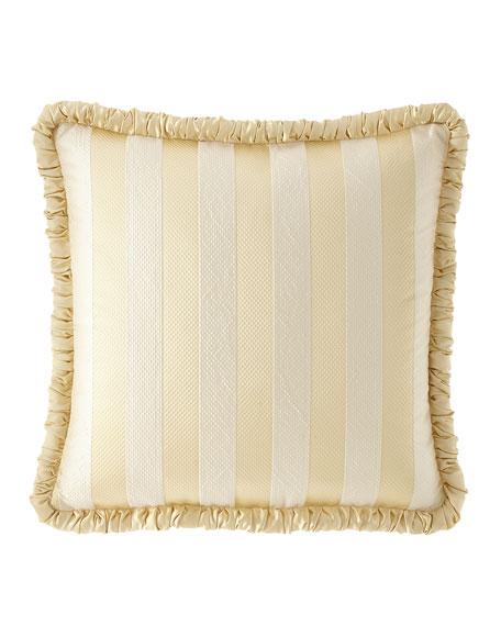 Austin Horn Collection Elizabethan Stripe European Sham