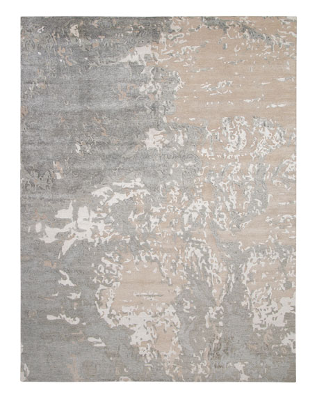Hampton Hand-Knotted Runner, 2' x 8'
