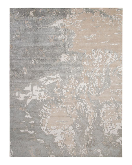 Hampton Hand-Knotted Rug, 5' x 8'