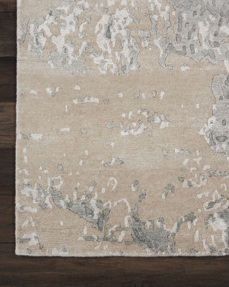 Hampton Hand-Knotted Rug, 9' x 12'