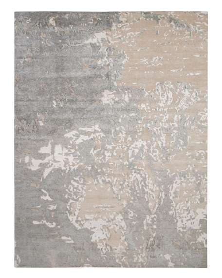 Hampton Hand-Knotted Rug, 10' x 14'