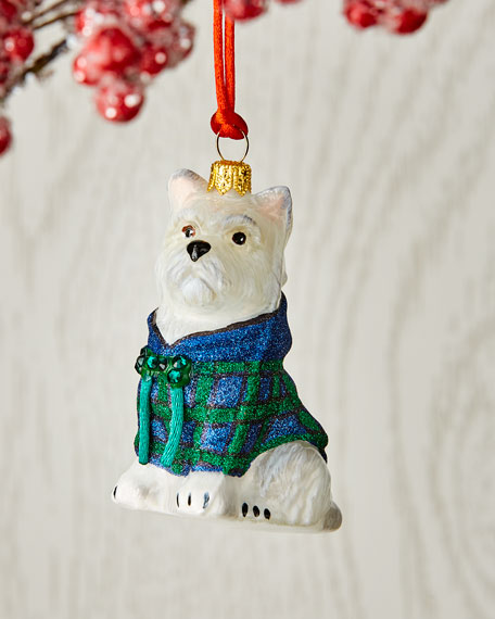 Joy To The World Collectibles Westie in Hoodie