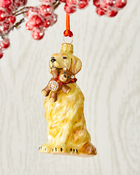 Joy To The World Collectibles Golden Retriever Dog
