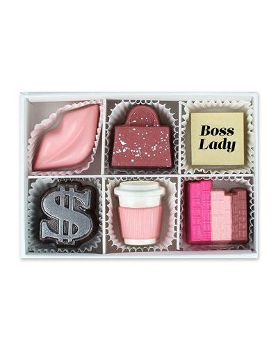 Boss Lady Chocolate Gift Box