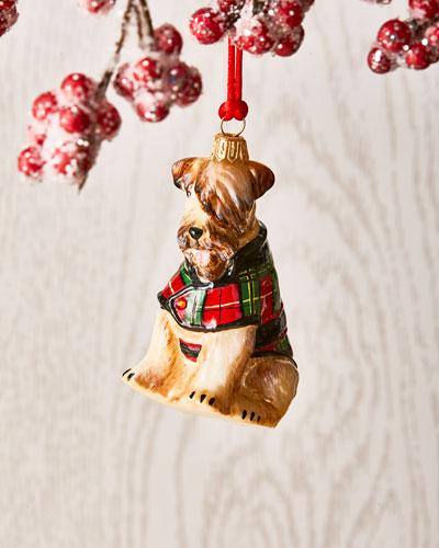 Soft Coated Wheaten Terrier Dog Ornament