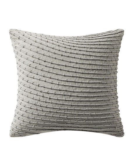 Esme Textured Decorative Pillow