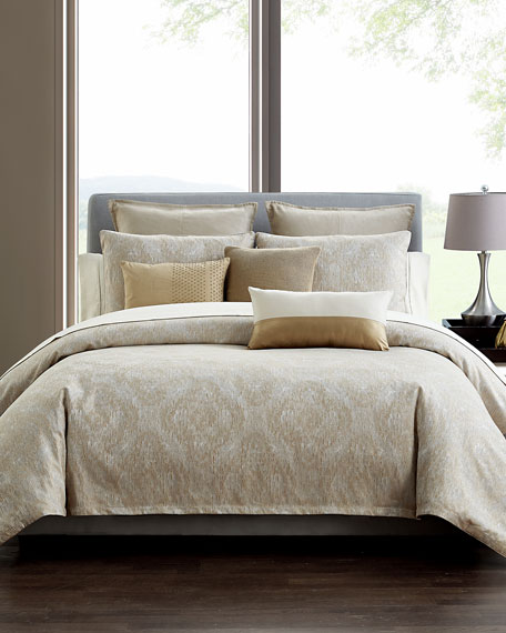 Samara 3-Piece King Duvet Set