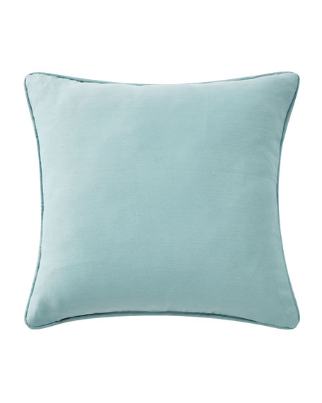 Abstract Floral Decorative Square Pillow