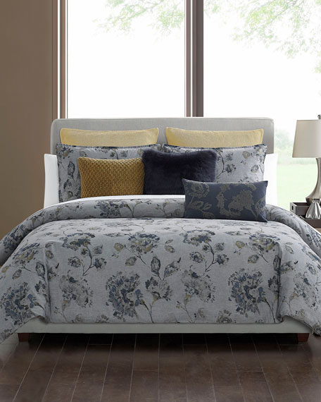 Grayson 3-Piece King Comforter Set
