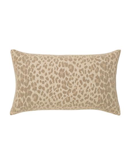 Silken Skin Lumbar Sunbrella Pillow