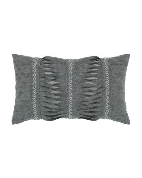 Gladiator Lumbar Sunbrella Pillow