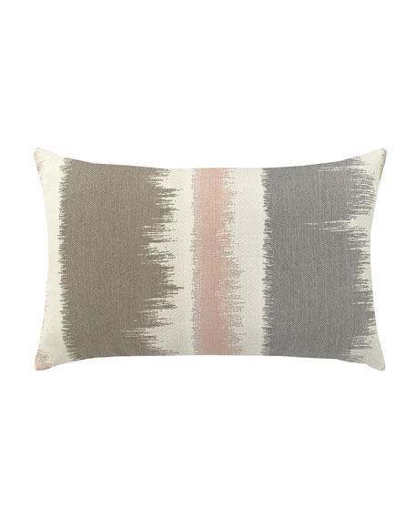 Murmur Whisper Lumbar Sunbrella Pillow