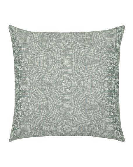 Cosmos Sunbrella Pillow