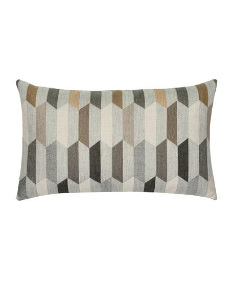 Chiseled Lumbar Sunbrella Pillow
