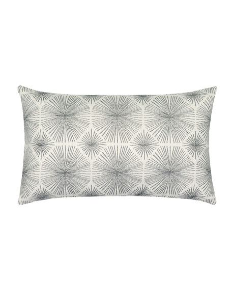 Elaine Smith Radiance Lumbar Sunbrella Pillow
