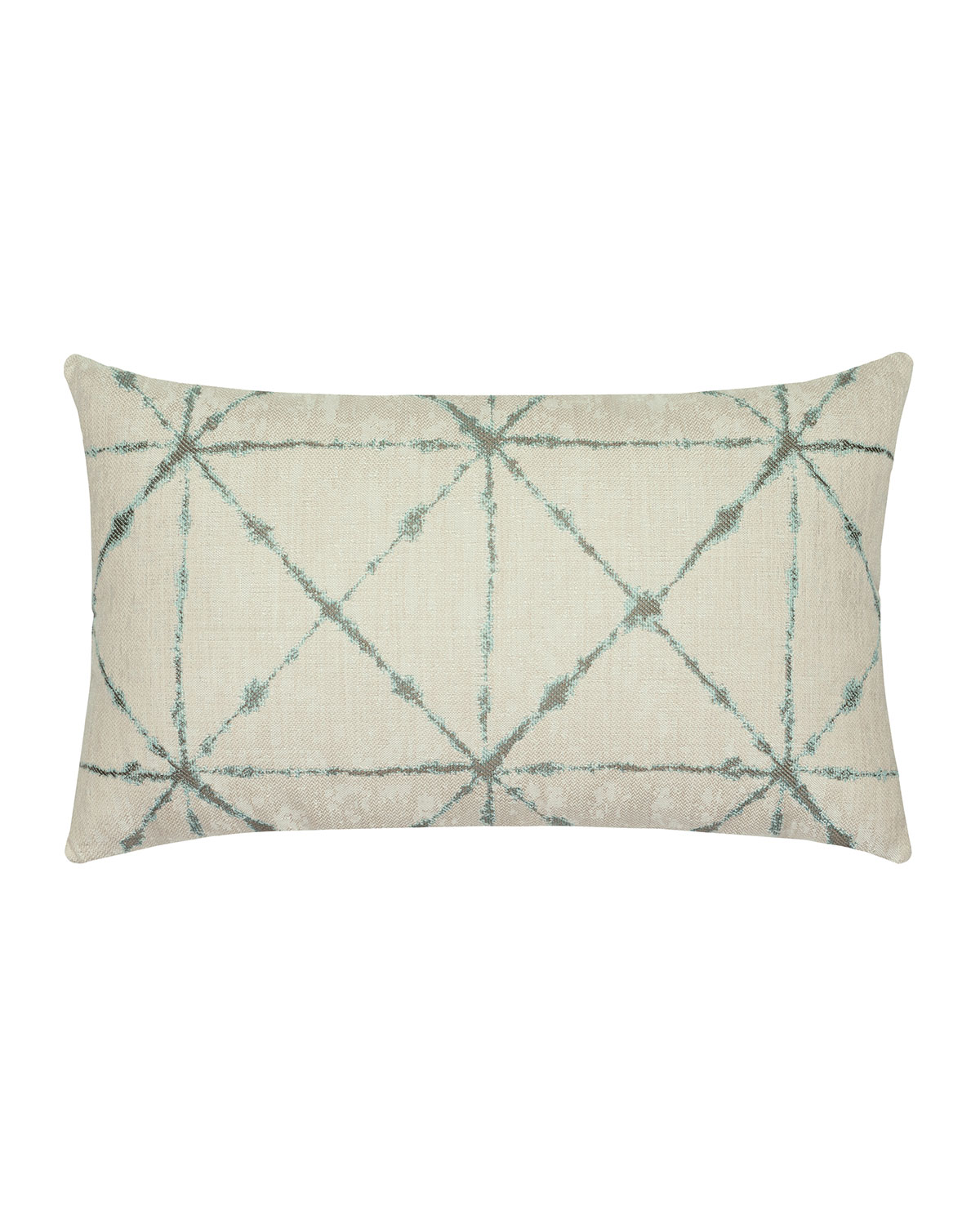 Elaine Smith Trilogy Lumbar Sunbrella Pillow