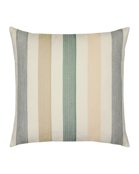 Axiom Sunbrella Pillow, Ivory