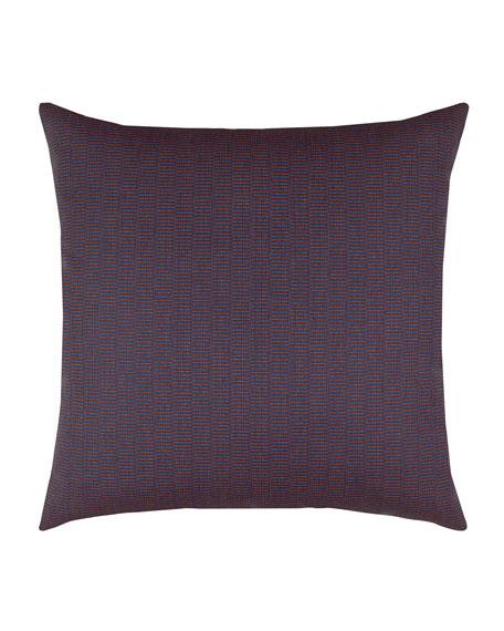 Striation Twilight Sunbrella Pillow