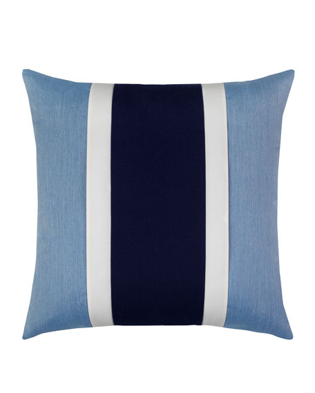 Elaine Smith Nevis Sunbrella Pillow
