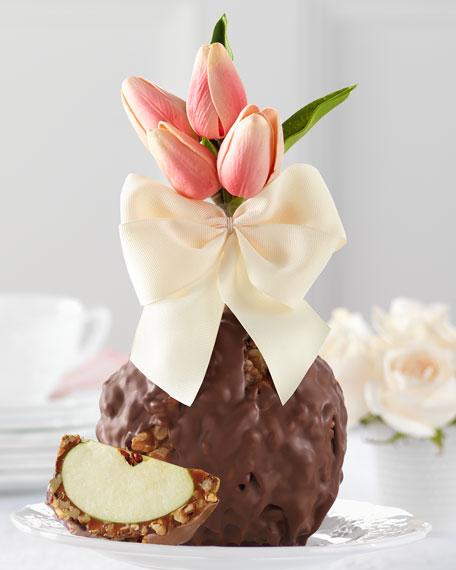 Mrs Prindable's Milk Chocolate Walnut Pecan Spring Tulips