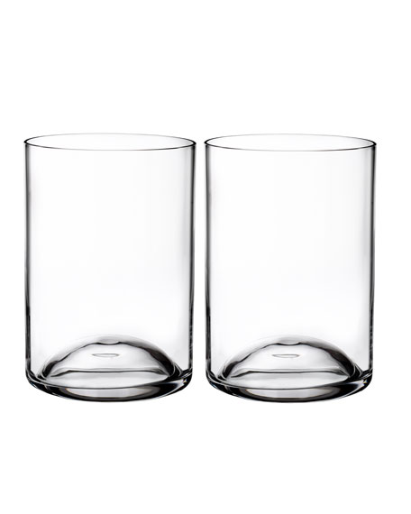 Elegance Double Old Fashioned Glasses, Set of 2