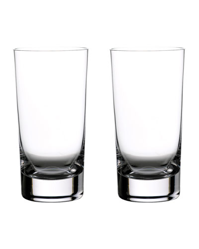 Elegance Highball Glasses  Set of 2