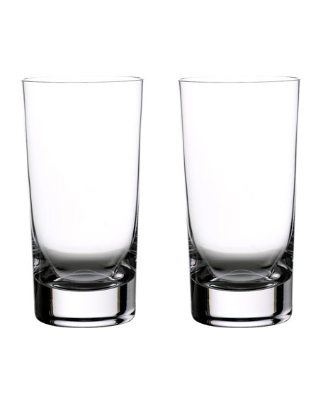 Waterford Crystal Elegance Highball Glasses, Set of 2