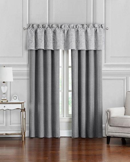 Aidan Curtain Panels, Set of 2