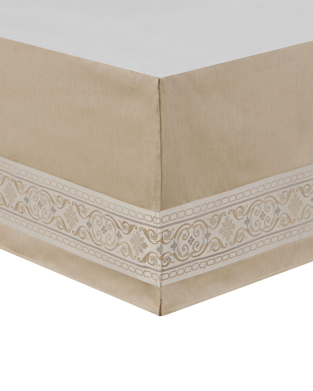 Waterford Shelah Reversible 4 Piece King Comforter Set
