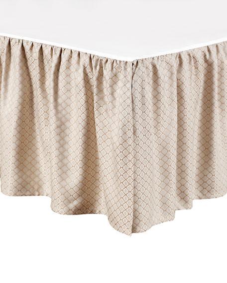 Gisella 4-Piece Reversible Queen Comforter Set