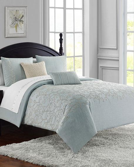 Gloria 3-Piece King Comforter Set