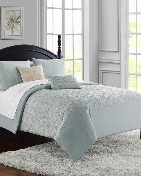 Gloria 3-Piece Queen Comforter Set