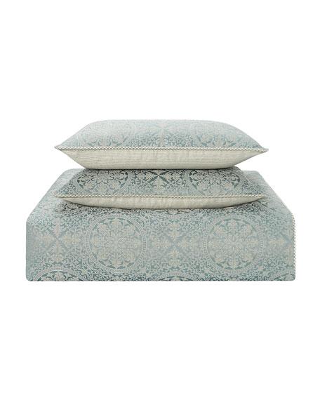 Daphne Reversible 4-Piece Queen Comforter Set
