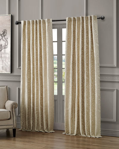 Lawrence Back Tab Curtain Panel  84