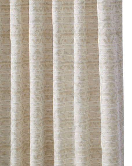 Astrid Back Tab Curtain Panel, 84""