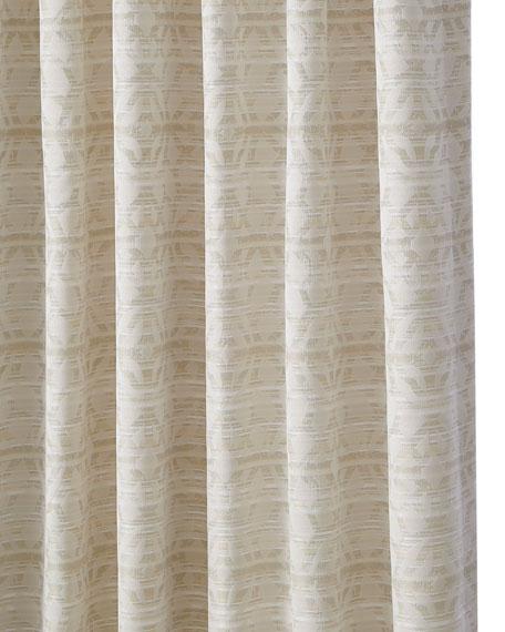 "Astrid Back Tab Curtain Panel, 96"""